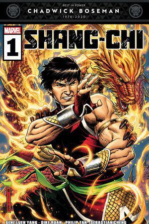 Shang-Chi #1