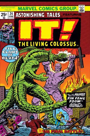 Astonishing Tales (1970) #24