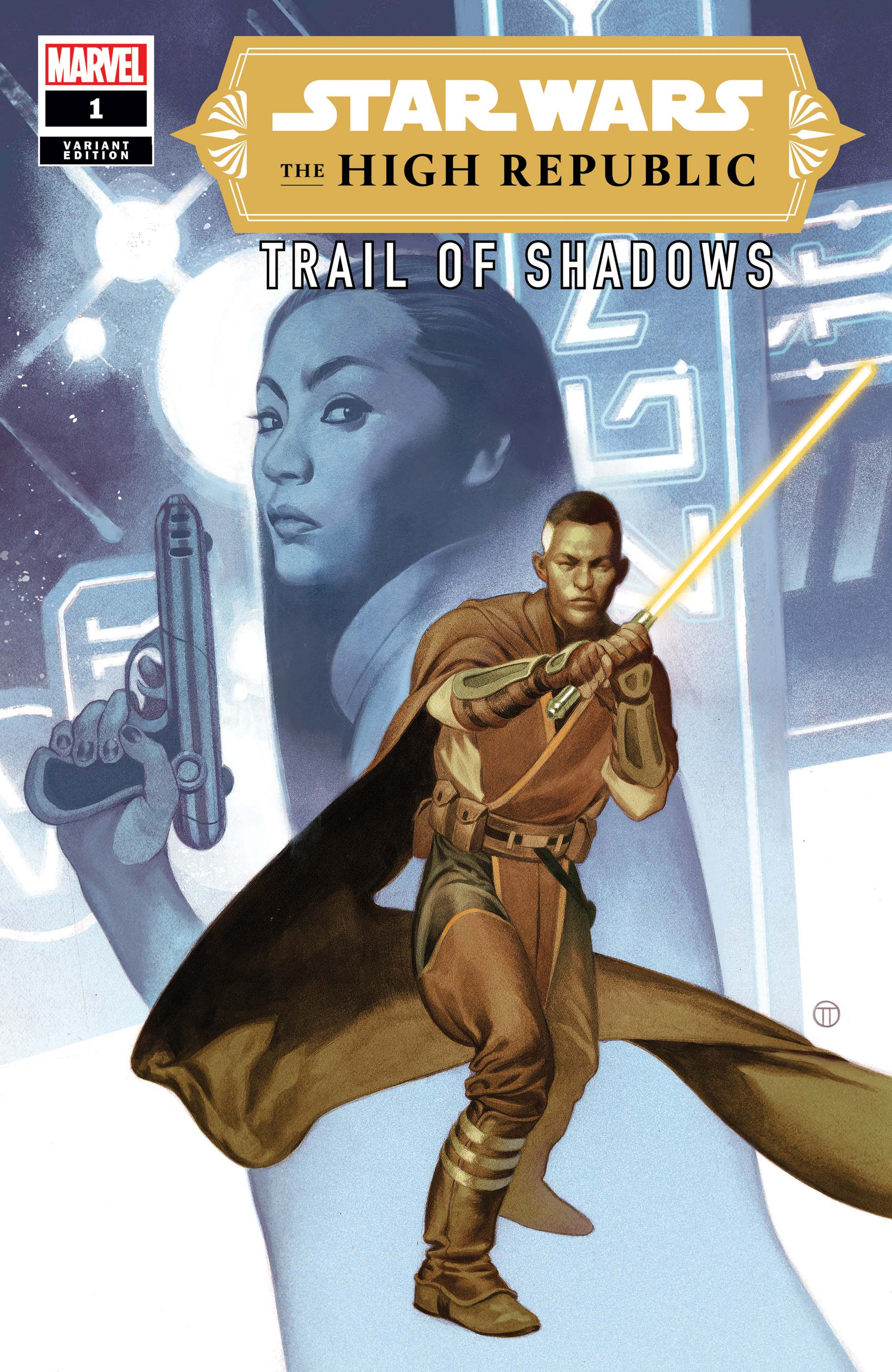 Star Wars: The High Republic - Trail of Shadows (2021) #1 (Variant)