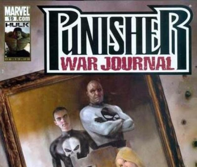 PUNISHER WAR JOURNAL #19 (2006)