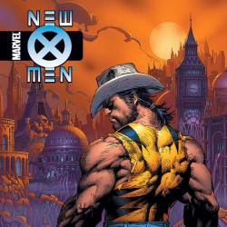NEW X-MEN VOL. 7: HERE COMES TOMORROW TPB COVER