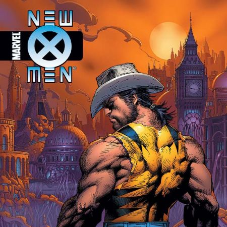 NEW X-MEN VOL. 7: HERE COMES TOMORROW TPB COVER