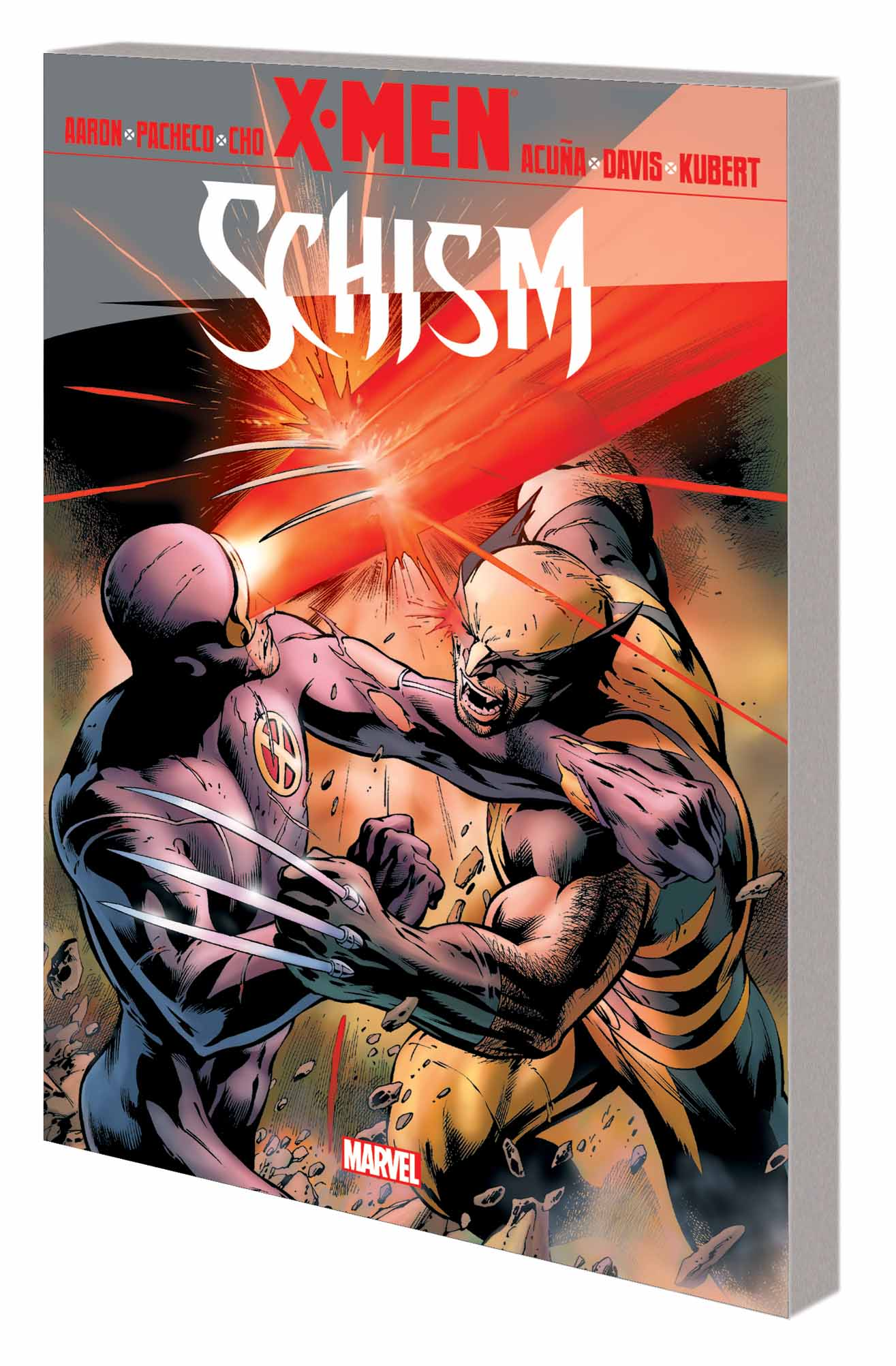 X-MEN: SCHISM TPB (Trade Paperback)