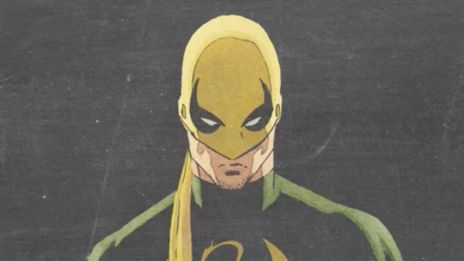 Iron Fist - MARVEL 101