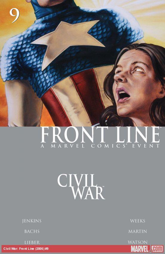 Civil War: Front Line (2006) #9