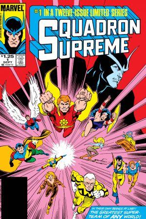 Squadron Supreme (1985) #1
