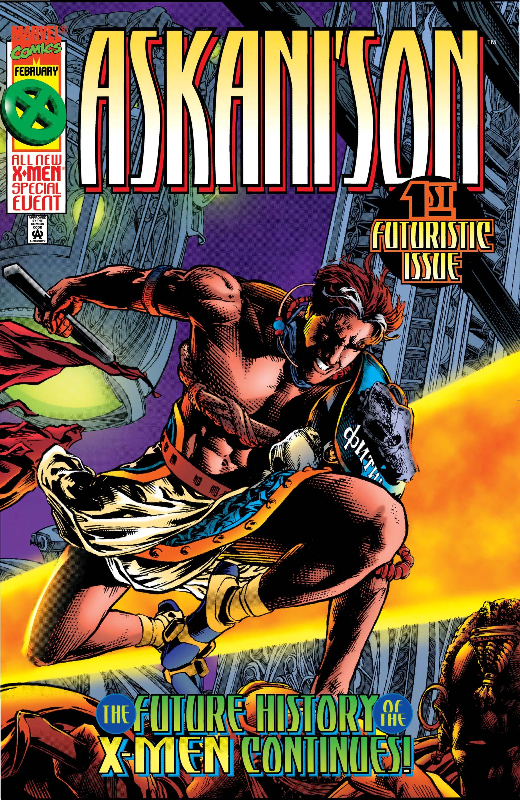 ASKANI'SON (1996) #1