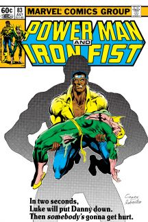 Power Man and Iron Fist #83