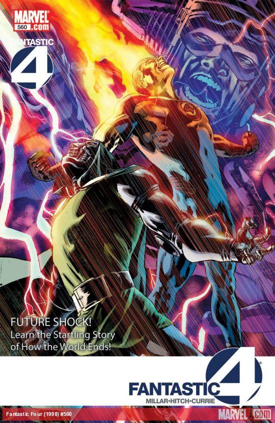 Fantastic Four (1998) #560