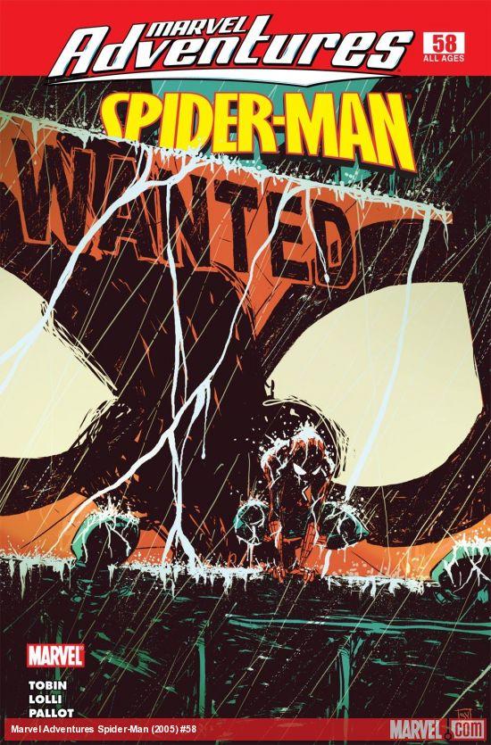 Marvel Adventures Spider-Man (2005) #58