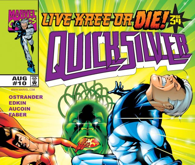 Quicksilver (1997) #10