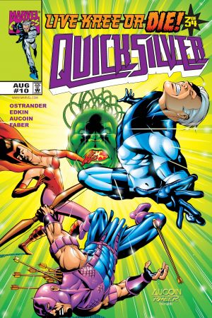 Quicksilver #10