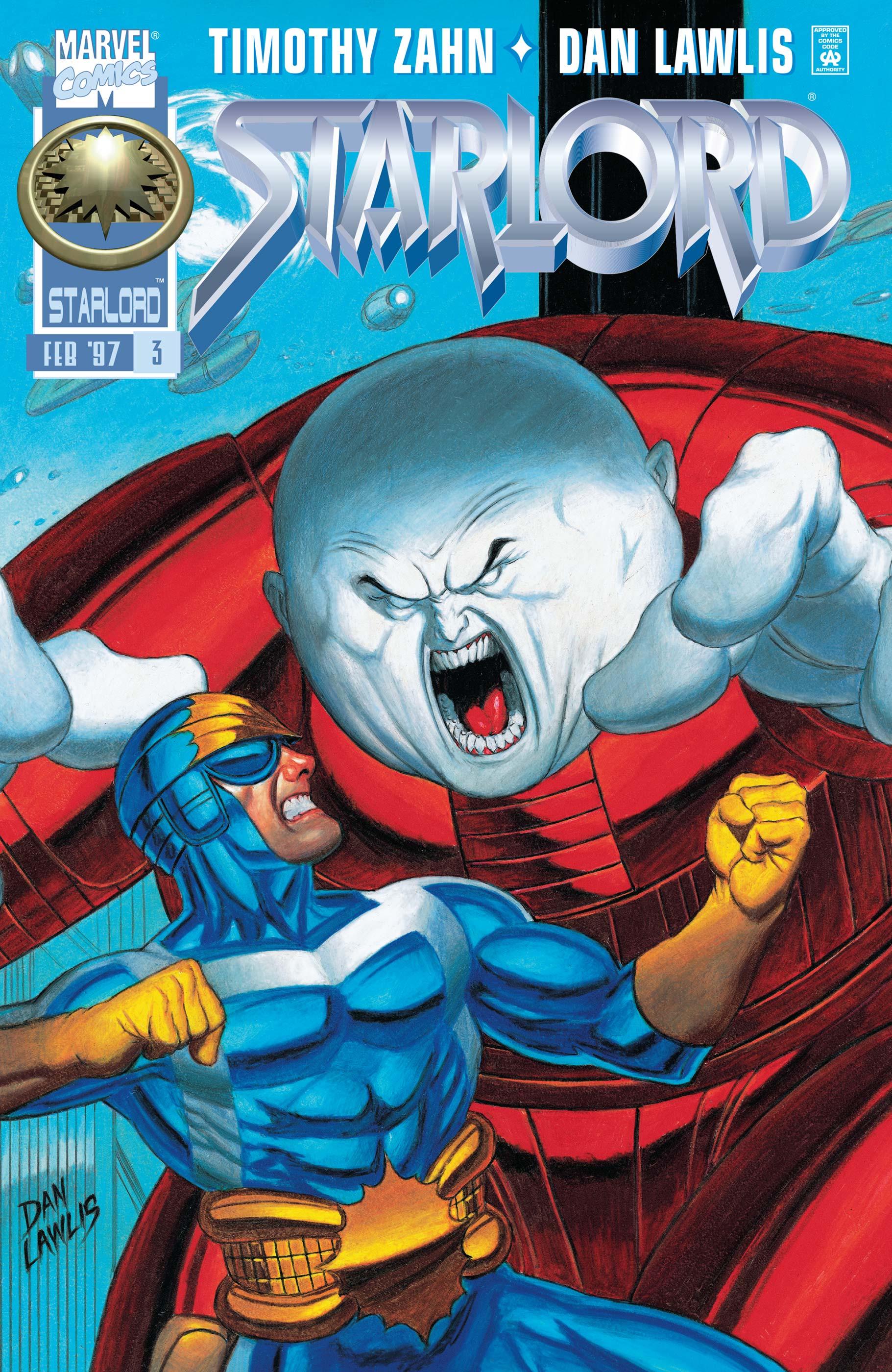 Starlord (1996) #3