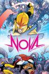 cover from Nova (2016) #2