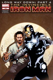 Invincible Iron Man (2008) #519