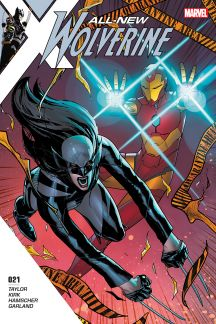 All-New Wolverine (2015) #21