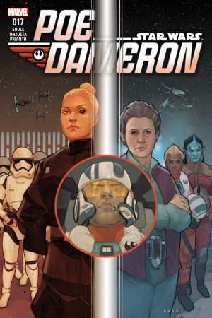 Star Wars: Poe Dameron (2016) #17
