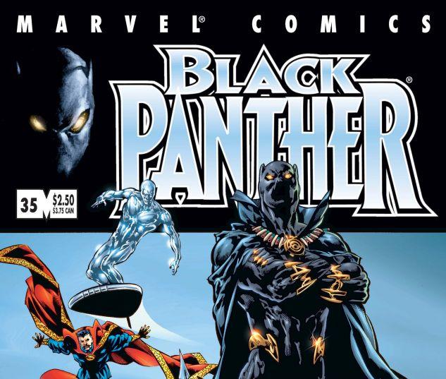 BLACK PANTHER (1998) #35