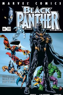 Black Panther #35