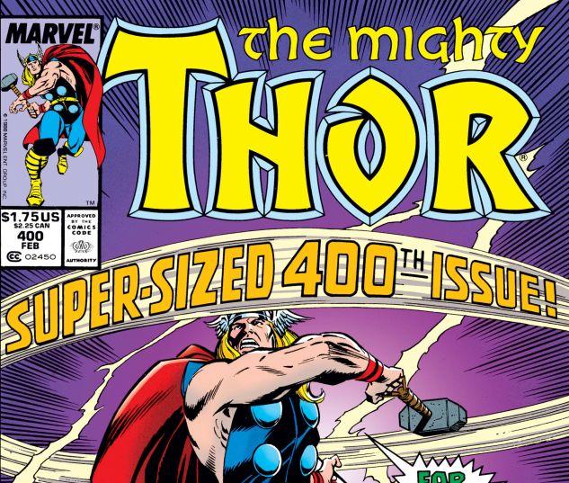 THOR (1966) #400