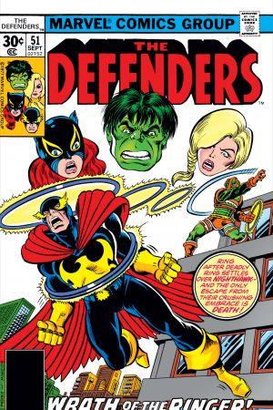 Defenders (1972) #51