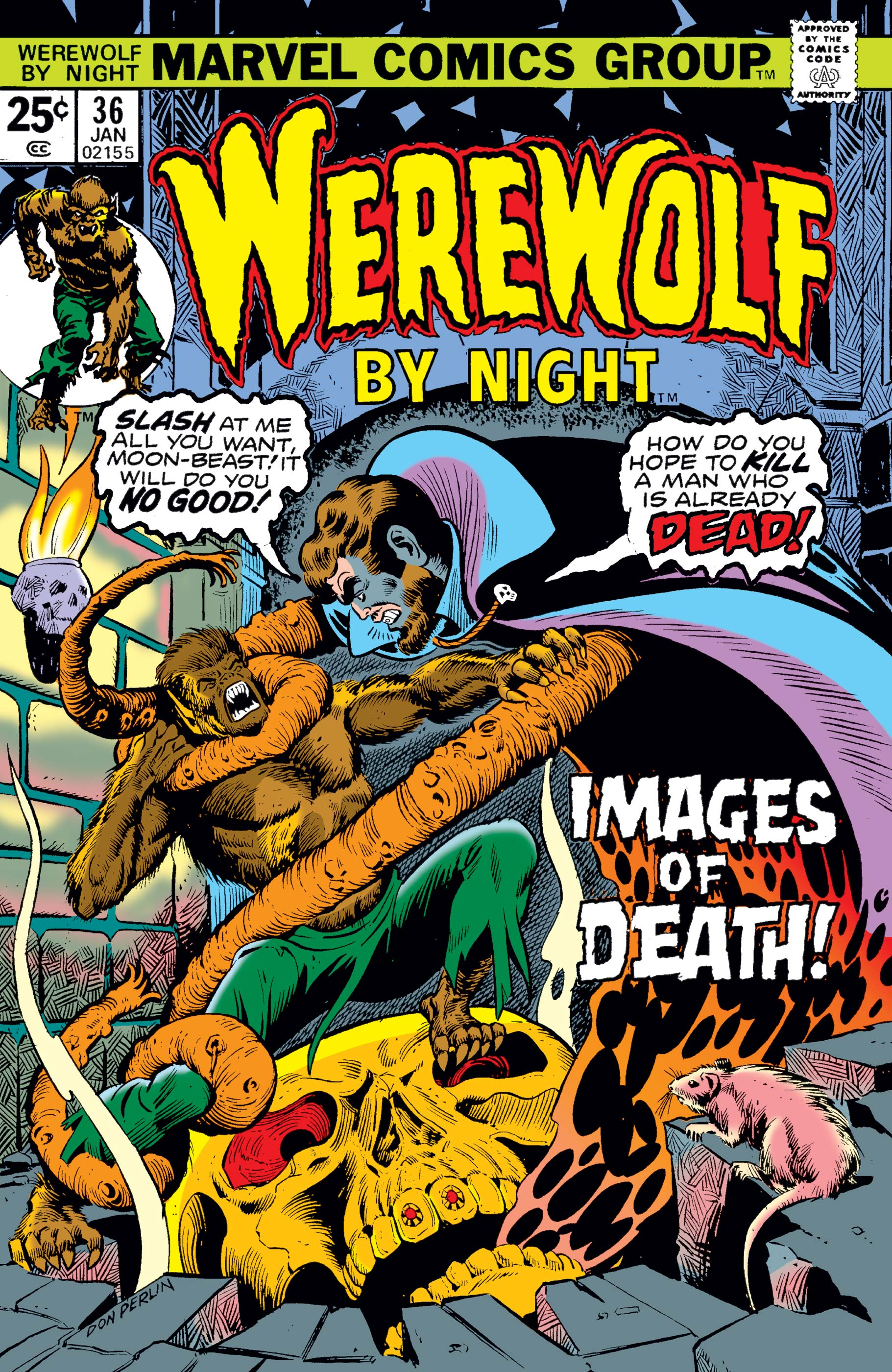 Werewolf By Night (1972) #36