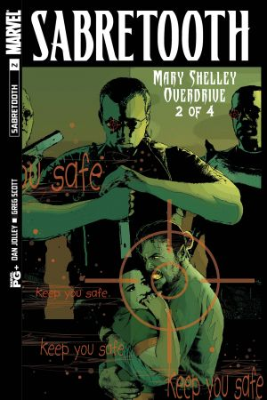 Sabretooth: Mary Shelley Overdrive #2