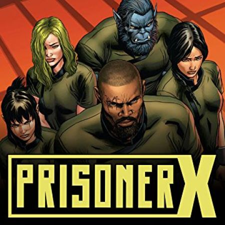 Age of X-Man: Prisoner X (2019)