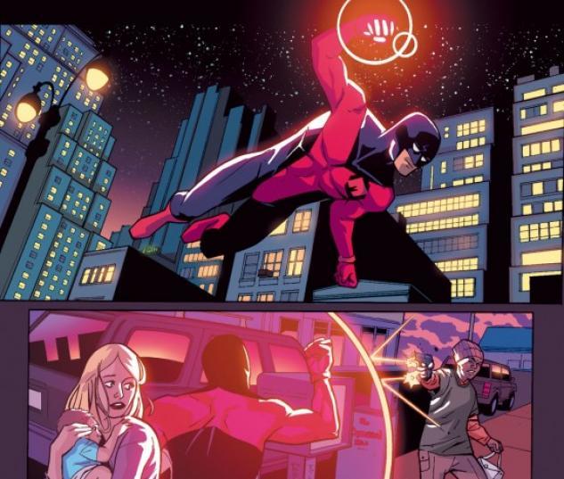 Masked Marvel (2006) #1