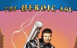 FRANKEN-CASTLE #17 Heroic Age Variant cover by Dale Eaglesham