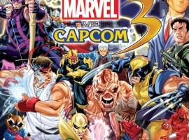 Ultimate Marvel vs. Capcom 3 XBox 360 Box Art