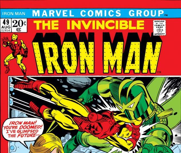 Iron Man (1968) #49