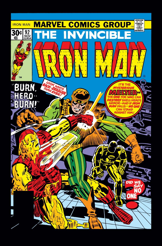 Iron Man (1968) #92