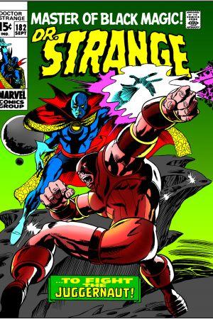 Doctor Strange #182