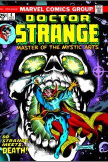 Doctor Strange #4