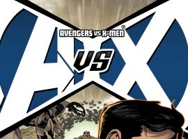 Avengers VS X-Men Infinite Comic #10