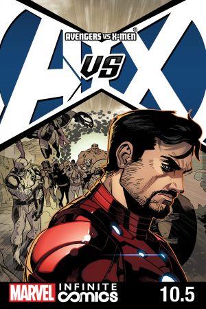 Avengers Vs. X-Men (2012) #10.5