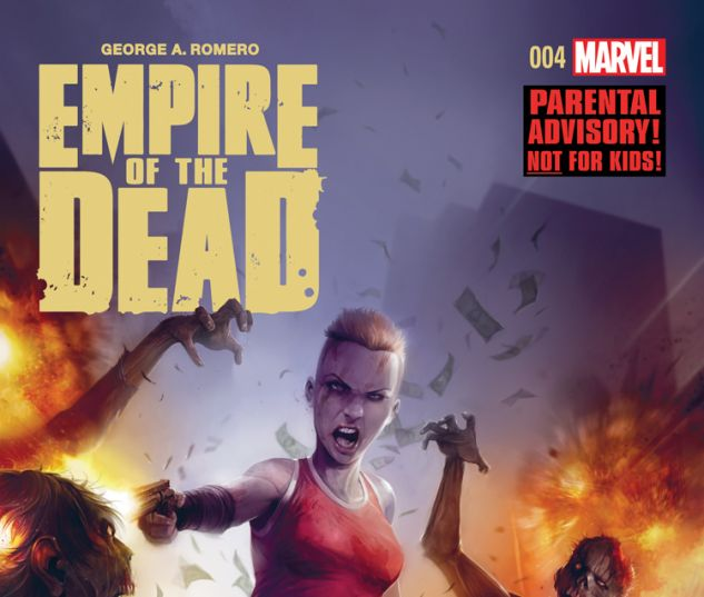 cover from George Romero's Empire of the Dead: Act Three (2020) #4