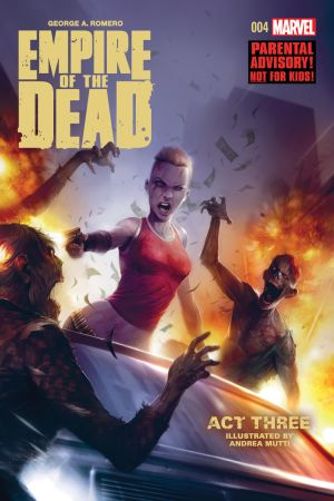George Romero's Empire of the Dead: Act Three #4