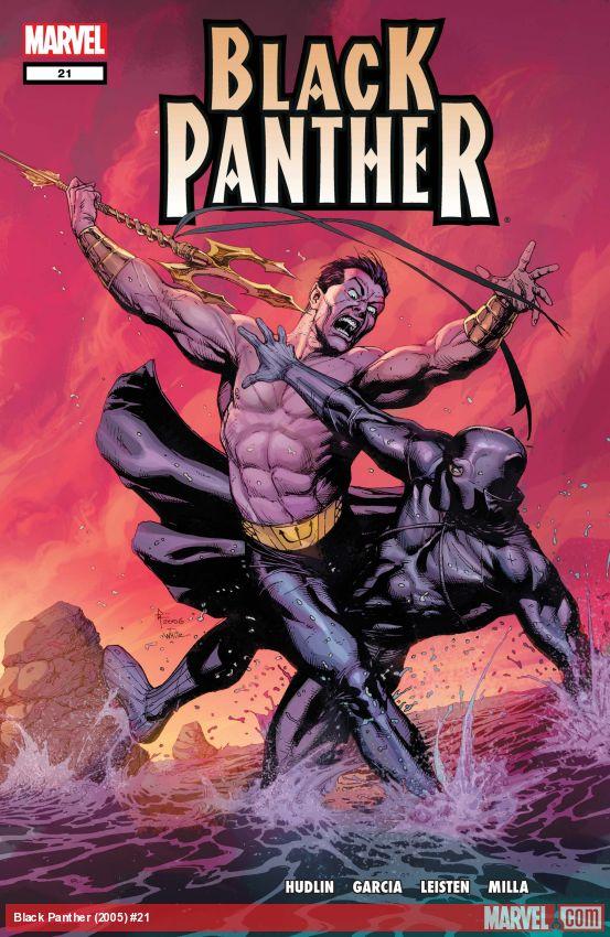 Black Panther (2005) #21