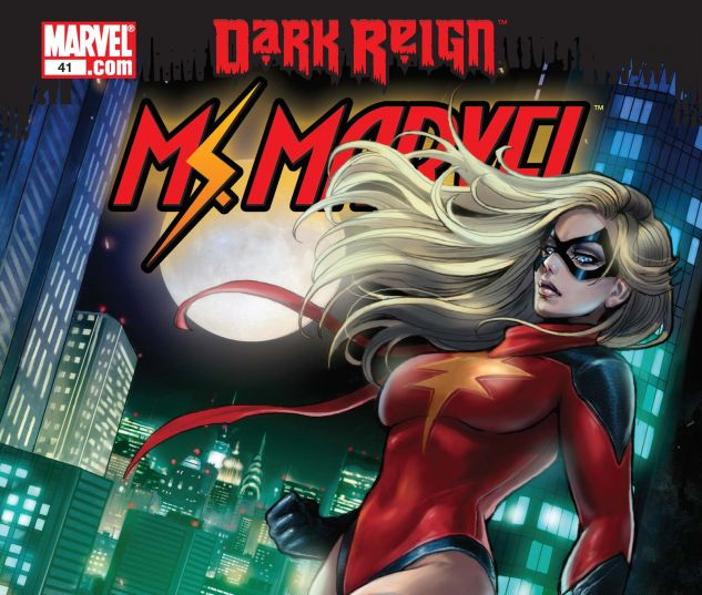 Ms. Marvel (2006) #41