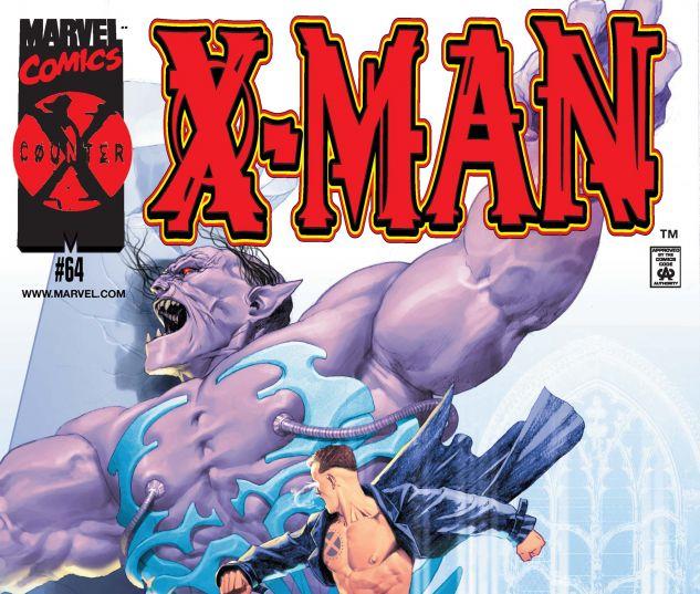 X-Man (1995) #64