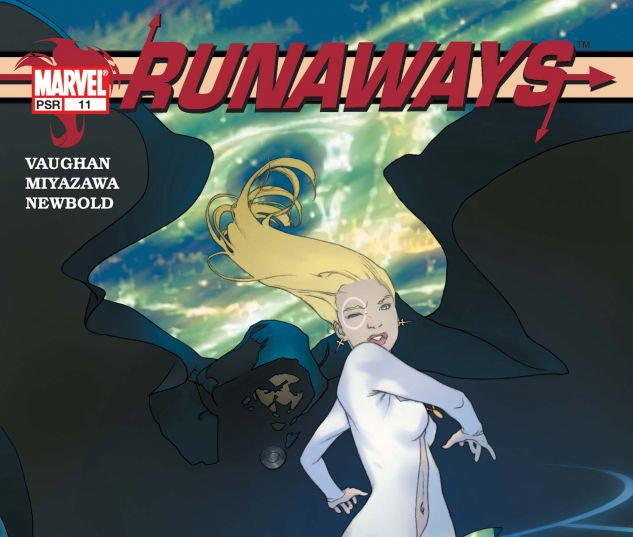 Runaways (2003) #11