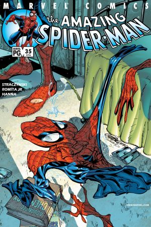 Amazing Spider-Man (1999) #35