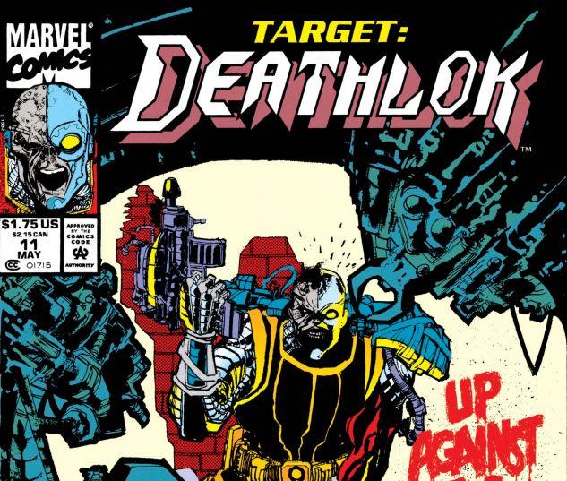Deathlok (1991) #11
