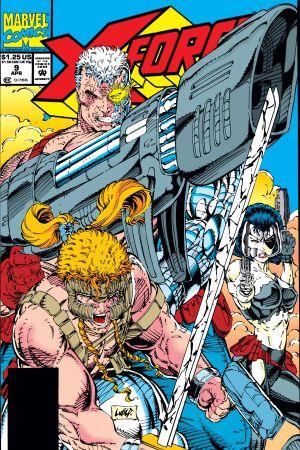 X-Force (1991) #9