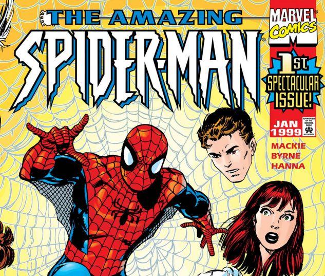 Amazing Spider-Man (1999) #1