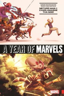 A Year of Marvels (Trade Paperback)