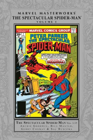 Marvel Masterworks: The Spectacular Spider-Man Vol. 1 (Hardcover)
