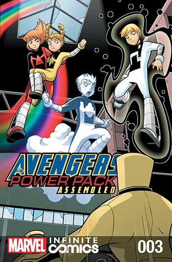 Avengers and Power Pack (2017) #3